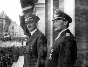 hitler goering