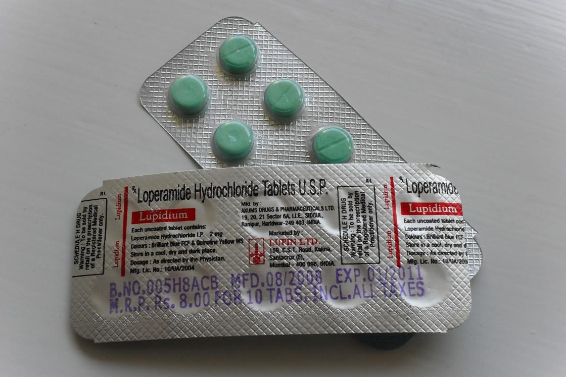 Loperamide2mg